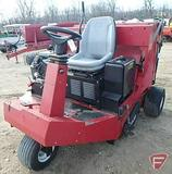 Toro 4800 sweeper with Kohler engine, 742 hrs, SN: 44044-90127