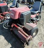 2005 Toro 2000 Reelmaster diesel 3WD tee reel mower, 3,529 hrs, SN: 03428-250000121