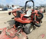 Jacobsen 5111 diesel rotary mower, 12 ft. width, 4,582 hrs