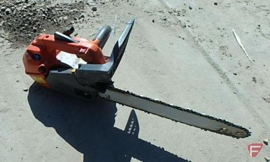 Husqvarna T435 X-Torq top handle chain saw