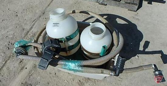 Foamer kit for sprayer