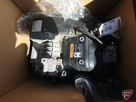 Club car gas engine FE350 in box