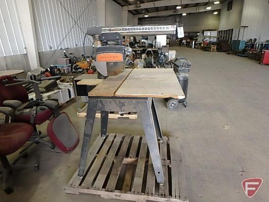 "Sears/Craftsman 10"" radial arm saw"