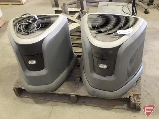 (2) Essick humidifiers