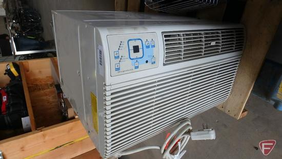 Frigidaire window unit air conditioner, 3 speed, 220v