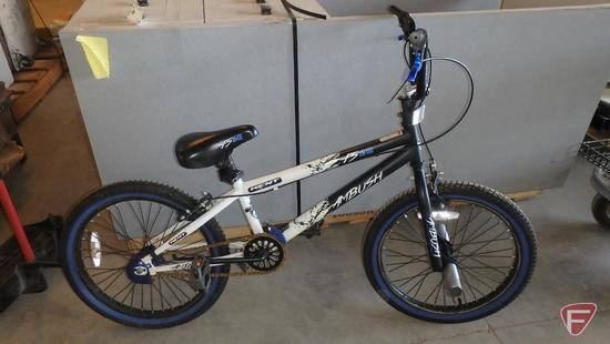 Youth black/white Kent X520 Ambush bike/bicycle