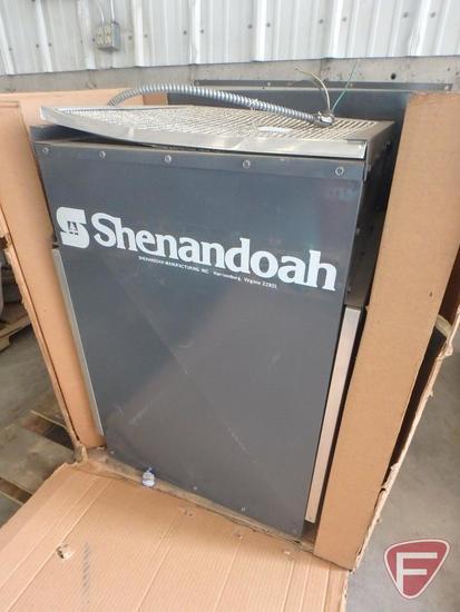 Shenandoah air filter/blower fan, 3/4hp, 110/220V, 1ph