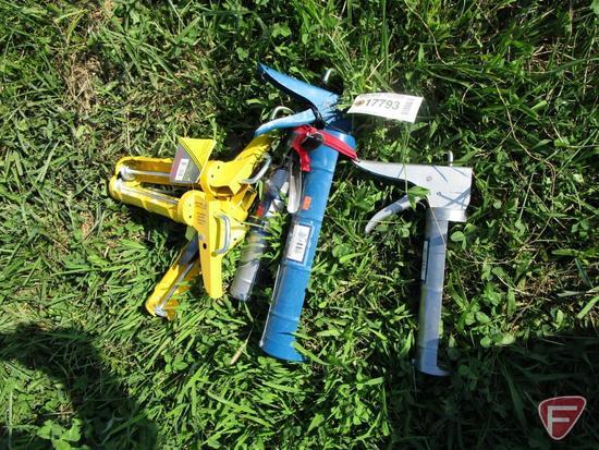 6 - New Chalk Guns