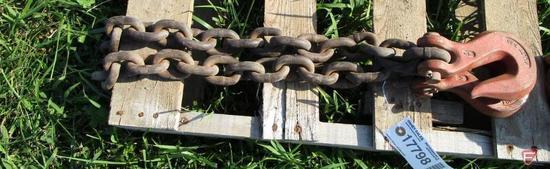 5/8 Log Chain 2 Hooks