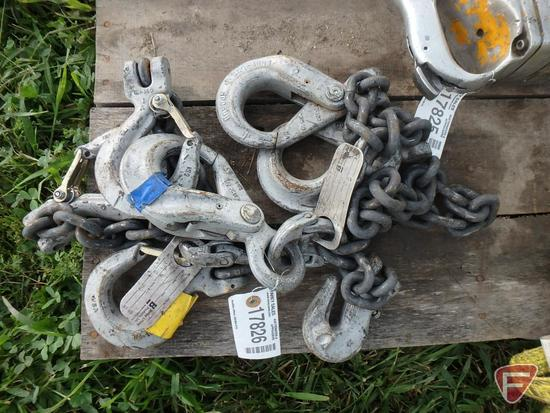 2- Lifting Chains 13K