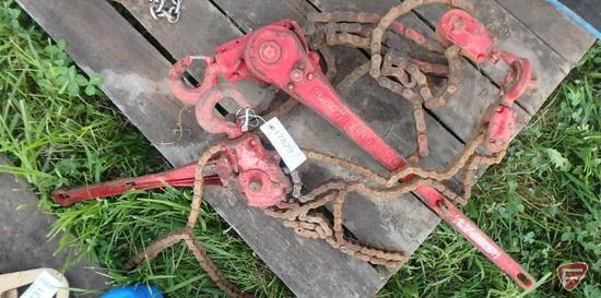 2- Chain Lifting Hoist