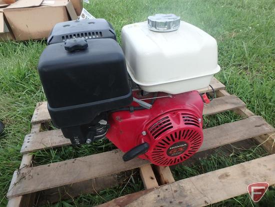 Honda GX340 gas engine