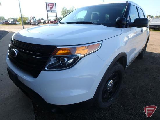 2014 Ford Explorer Multipurpose Vehicle (MPV)