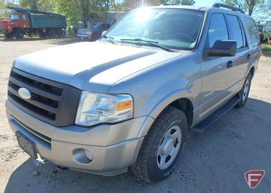 2008 Ford Expedition Multipurpose Vehicle (MPV)