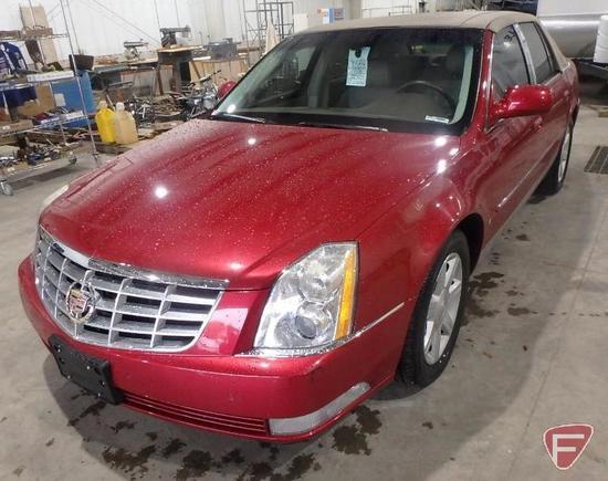 2006 Cadillac DTS Passenger Car