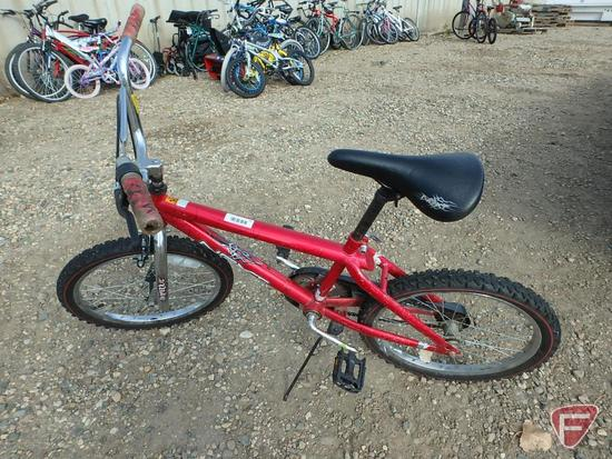 "20"" Youth Next red bike/bicycle"