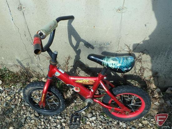"12"" Youth Huffy red bike/bicycle"
