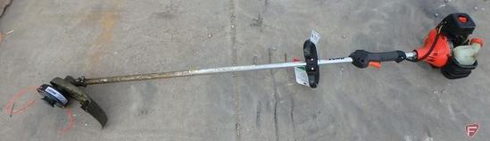 2017 Echo SRM280 gas string trimmer, sn: T48014010181