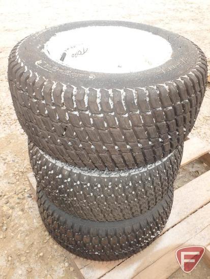(3) Toro Workman tires, 23x10.50-12