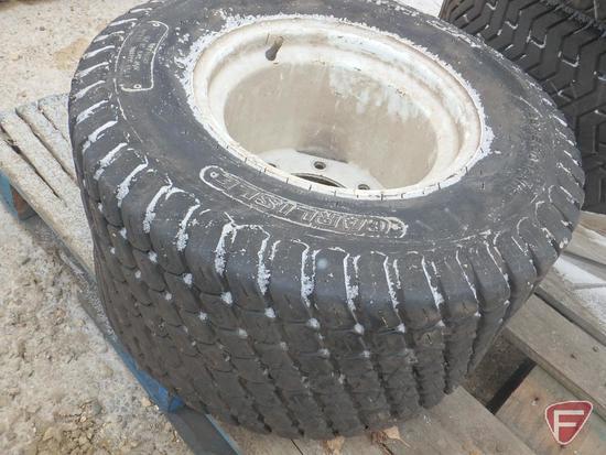 (1) Toro 4100 mower tire, 26x12.00-12