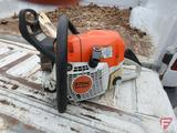 2014 Stihl MS3626 chain saw, sn: 296742208, missing bar and chain