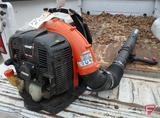 2016 Echo PB-770T gas backpack blower, sn: P45014025920