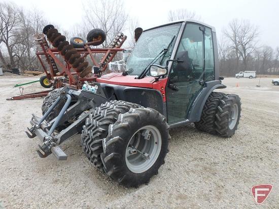 2009 Aebi Terratrac TT270 Tractor