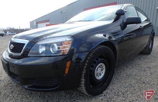 2013 Chevrolet Caprice Passenger Car