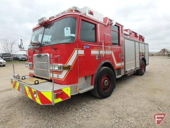 2008 Pierce Arrow XT Engine/Fire Truck