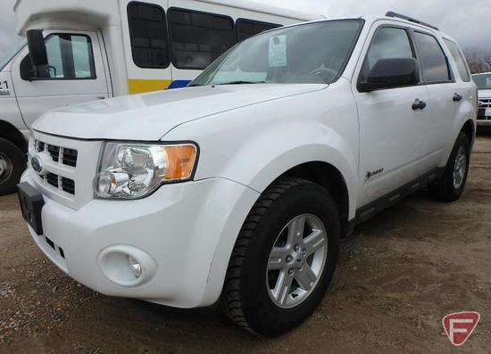 2009 Ford Escape Hybrid Multipurpose Vehicle (MPV)