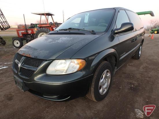 2001 Dodge Grand Caravan Van
