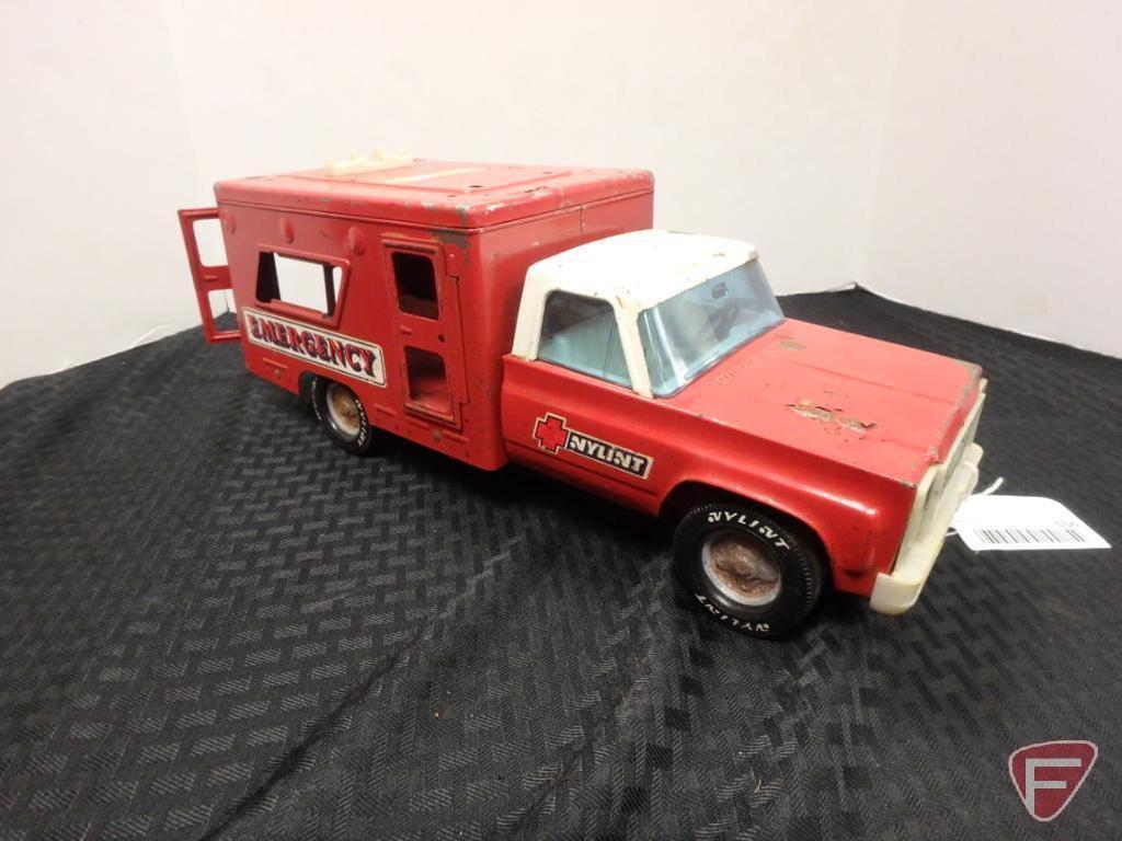 Nylint emergency truck