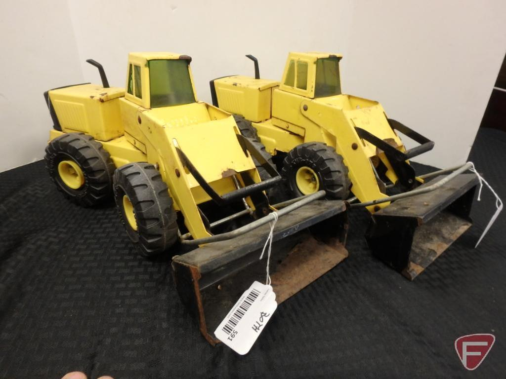 Tonka loaders