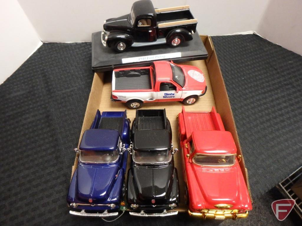 Chevrolet and other assorted pickups