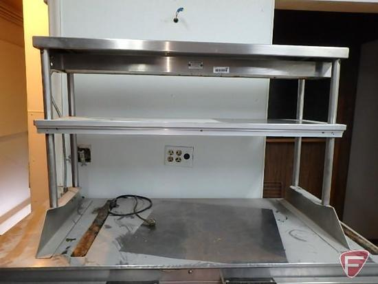 Cory Corp. commercial food warmer, model TW348P