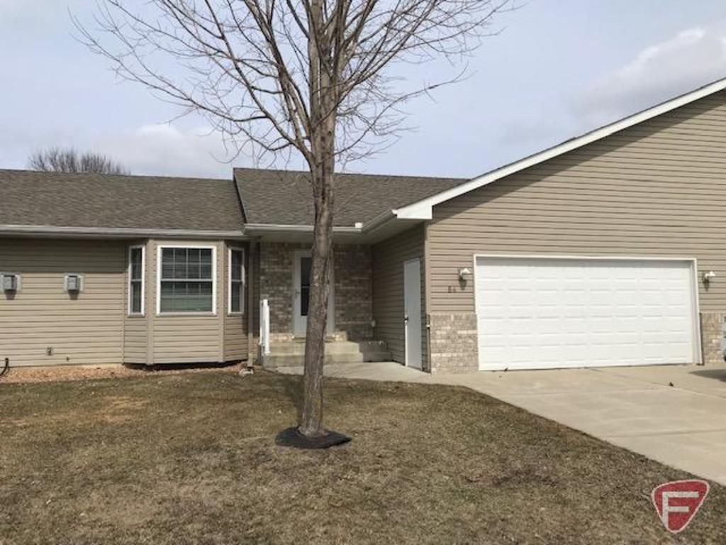 Parcel 1: Exceptional 2-Bedroom Townhome with 2-Car Garage - 84 3rd Ave Drive SW, Lester Prairie, MN