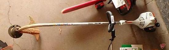 Stihl FS38 gasoline weed trimmer