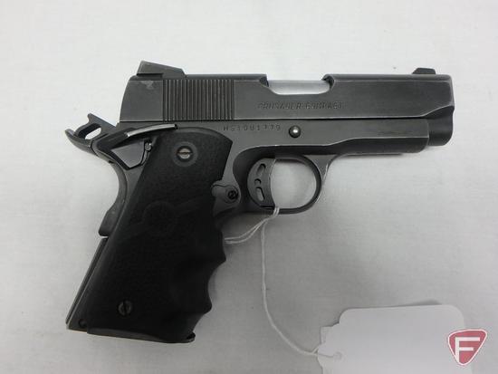 High Standard Crusader Compact .45 ACP semi-automatic pistol