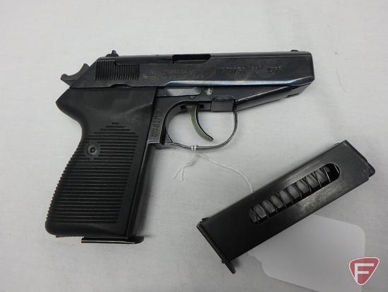 Polish P83 Wanad 9x18mm Makarov semi-automatic pistol