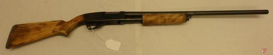 Savage Springfield 67 Series D 12 gauge pump action shotgun
