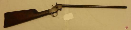 J. Stevens Crack Shot .22LR rolling block rifle