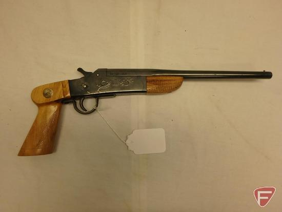 Boito B-300/1 .44 cal ball break action pistol