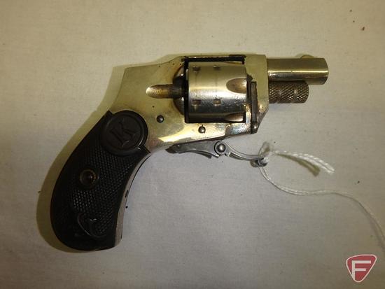 Kolb Baby Hammerless .22 Short revolver
