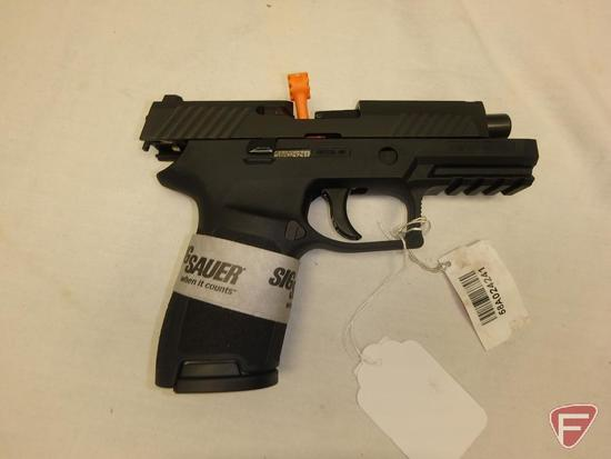 Sig Sauer P320 9mm semi-automatic pistol
