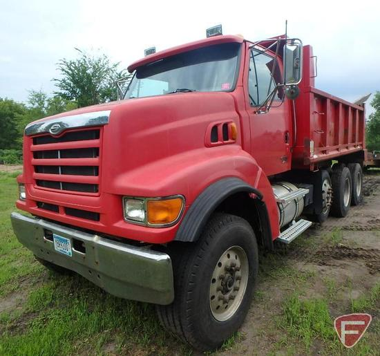 1999 Sterling L9511 Dump Truck
