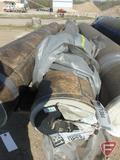 101 sq. yards of vinyl flooring, boston color, 99 in. W, 284.82 lbs.