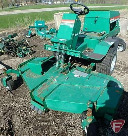 "1998 Ransomes Frontline 728D out-front 72"" rotary mower, SN: 946710-0213, 430 hrs"