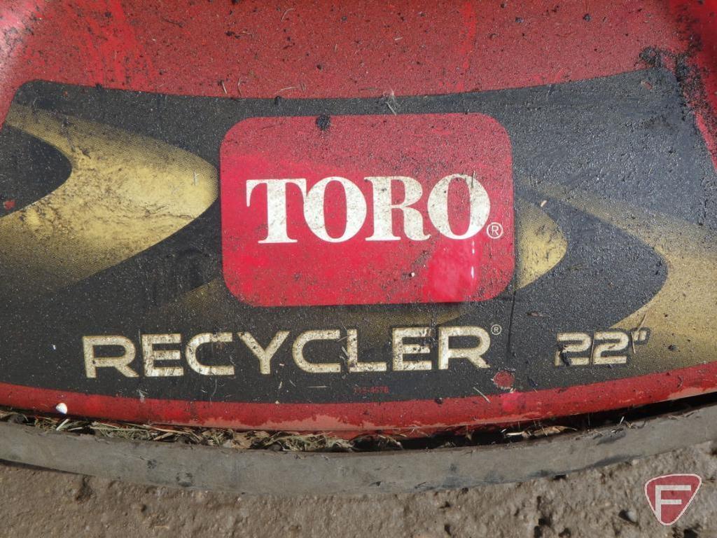 Lot: Toro 22