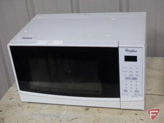 Whirlpool microwave, Model WMC10007AW 0