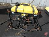 Broyhill Stadium-80 tailgate sprayer for parts, 48